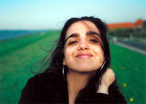 <b>Maria Gomes</b> de Sousa im April 1994 - maria_1994_02